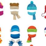 Bunte Accessoires mit Prints und Mustern, die im Winter für gute Laune sorgen!