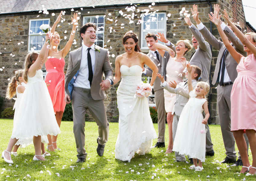 Was trägt man zur Hochzeit als Gast? - Dos und Donts