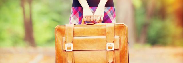 Modische Koffer für jede Gelegenheit