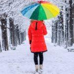 Mit den richtigen Farben im Winter für gute Stimmung sorgen