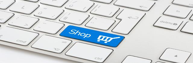 Online Shopping immer beliebter