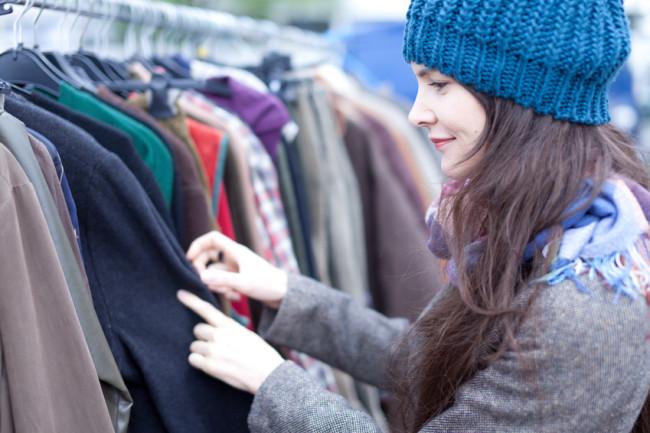 Nachhaltige Mode ist teuer - warum nicht Second Hand oder Self Made nutzen