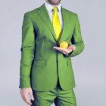 Trendfarbe Greenery - Frisch und frech oder untragbar?