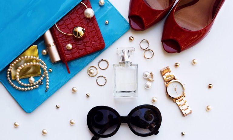 taschen, schuhe, sonnenbrille und weitere accessoires