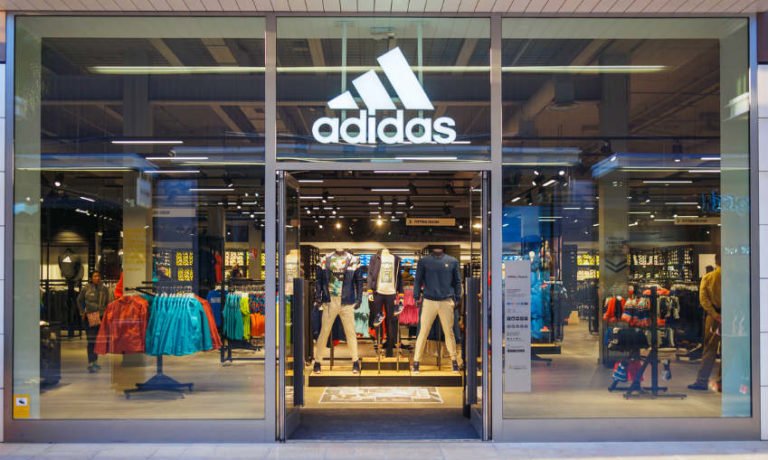 Adidas Markenshop