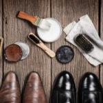 Schuhe aufpeppen - den alten Schuhen neuen Glanz verleihen