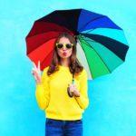 Modisch und trocken bei Regenwetter - So kann es gehen!