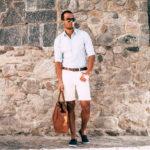 Hemd und kurze Hose - So stylt Mann sich richtig