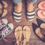 Passende Schuhe für den Sommer finden - darauf kommt es an!