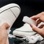 Sneaker reinigen mit Backpulver - Schuhe wieder wie neu mit Hausmitteln!